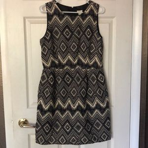 J. Crew dress w/ pockets, size: 10. Like new.